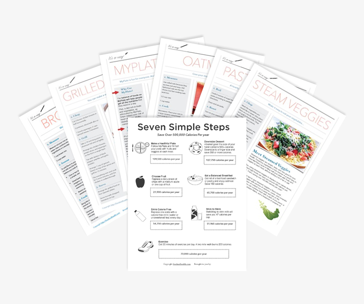 image relating to Free Printable Patient Education Handouts referred to as Free of charge Vitamins and minerals Handouts for Vitamins and minerals Education and learning as a result of Food stuff and
