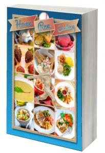 Home Run Cooking Book