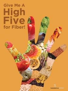 High Fiber Poster