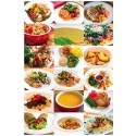 Healthy Food Photo Poster