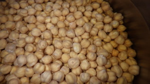 More Chickpeas!