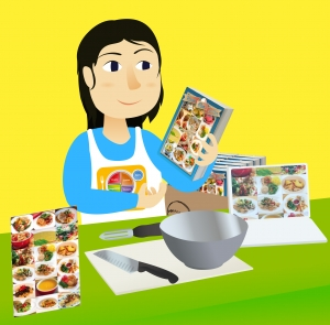 Cooking Demonstration Display Kit