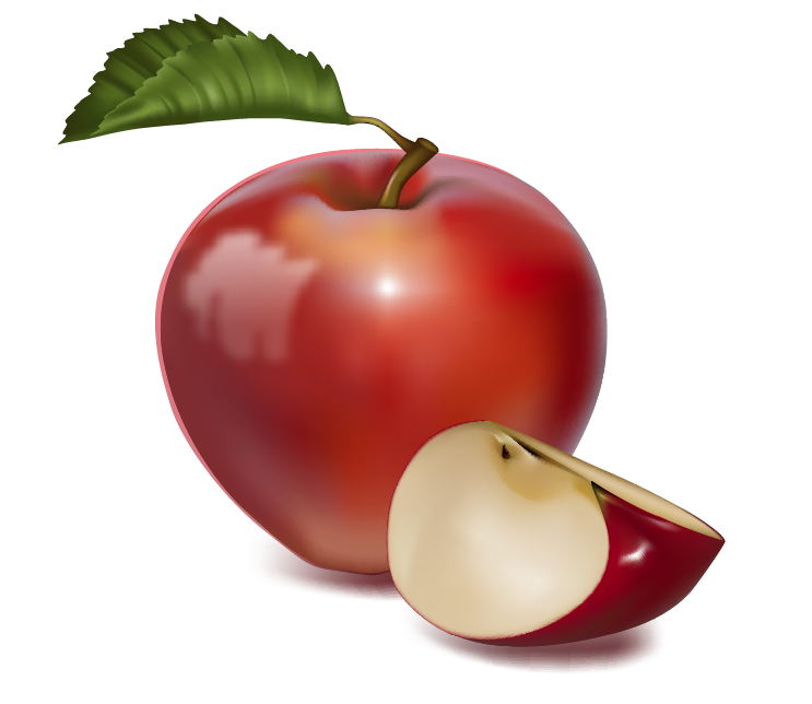 apple fruit clip art. an apple is a gorgeous fruit \u2013 clipart clip art