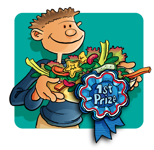Kid Chef Clipart