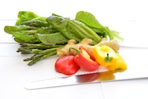 Fresh vegetables image