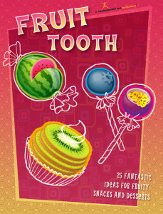 Fruit Tooth Dessert Book