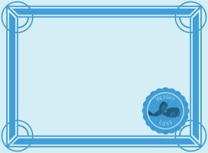 Certificates-weight
