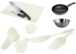 Cooking Demo Tools