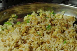 Cooking the Stuffing