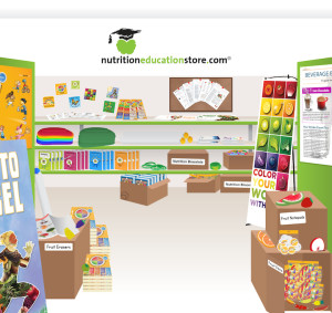 BRAND-NEW Nutrition Education Materials