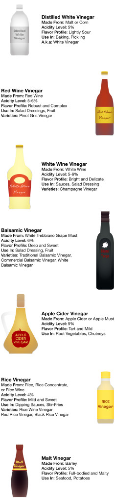 Vinegar Infographic