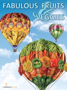 Fabulous Fruits and Veggies