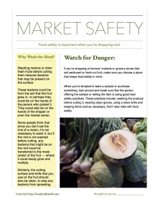 Market Safety