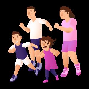 Family Jog