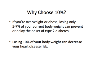 Why Choose 10%